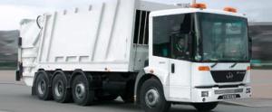 Mercedes-Benz Econic Müllsammelfahrzeug